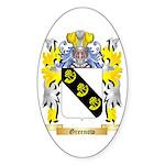 Greenow Sticker (Oval 50 pk)