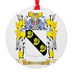 Greenough Round Ornament