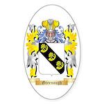 Greenough Sticker (Oval 50 pk)