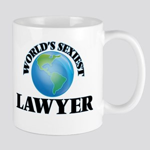 World's Sexiest Lawyer Mugs