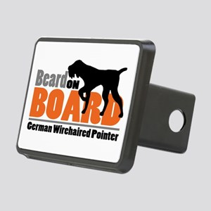 Beard on Board - GWP Rectangular Hitch Cover
