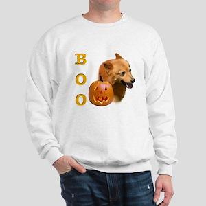 Finnish Spitz Boo Sweatshirt