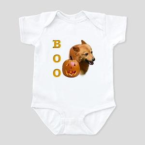 Finnish Spitz Boo Infant Bodysuit