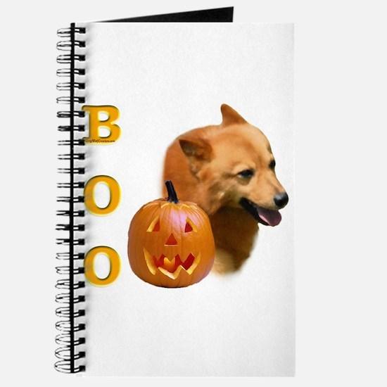 Finnish Spitz Boo Journal