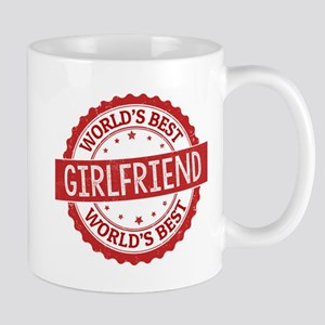 World's Best Girlfriend Mugs
