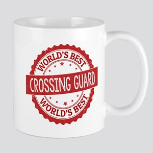 World's Best Crossing Guard Mugs