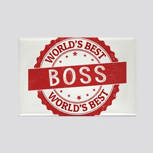 World's Best Boss Magnets