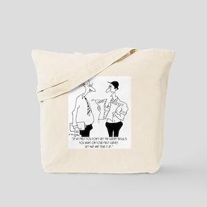 Survey Cartoon 7989 Tote Bag