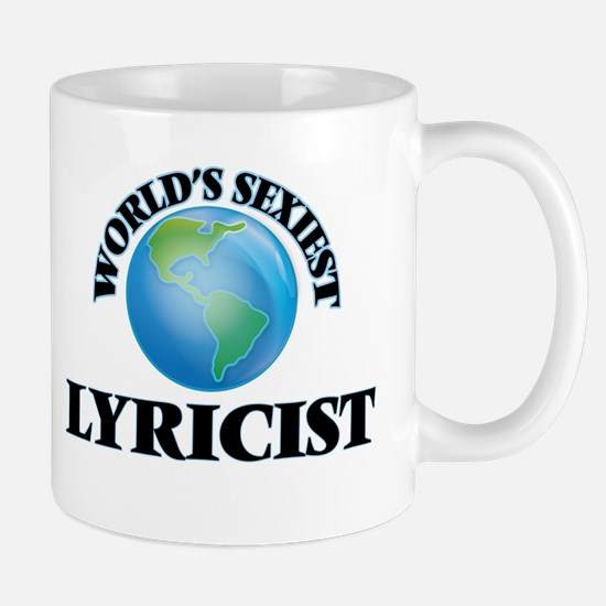 World's Sexiest Lyricist Mugs