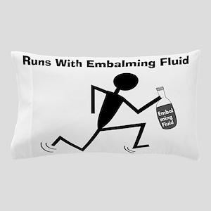 Mortuary Humor Pillow Case