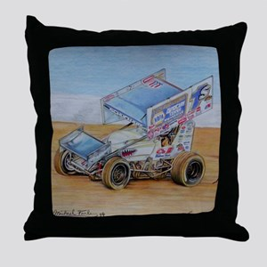 1S at Lincoln Throw Pillow