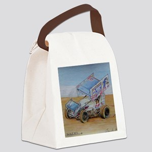 1S at Lincoln Canvas Lunch Bag