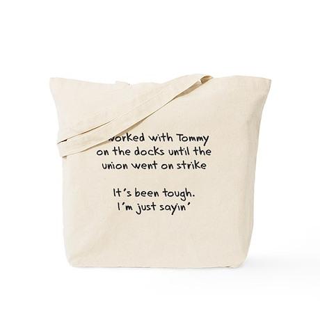 On the Docks Tote Bag