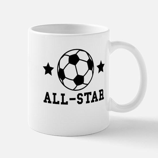Soccer All Star Mugs