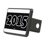 2015 License Plate Rectangular Hitch Cover