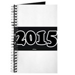 2015 License Plate Journal