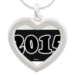 2015 License Plate Necklaces