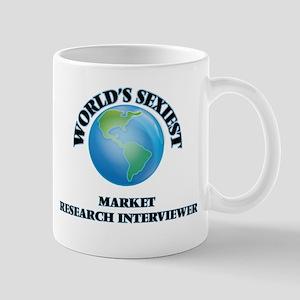 World's Sexiest Market Research Interviewer Mugs