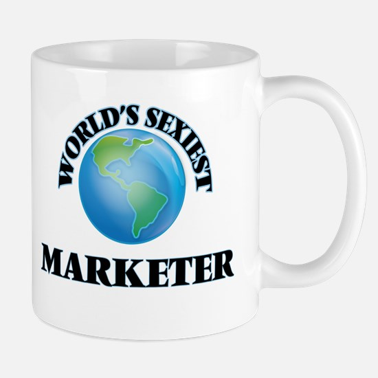 World's Sexiest Marketer Mugs