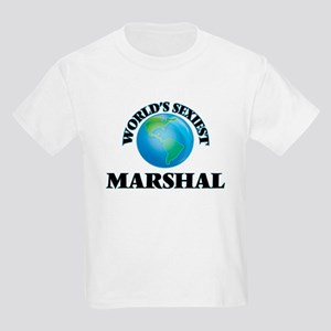 World's Sexiest Marshal T-Shirt