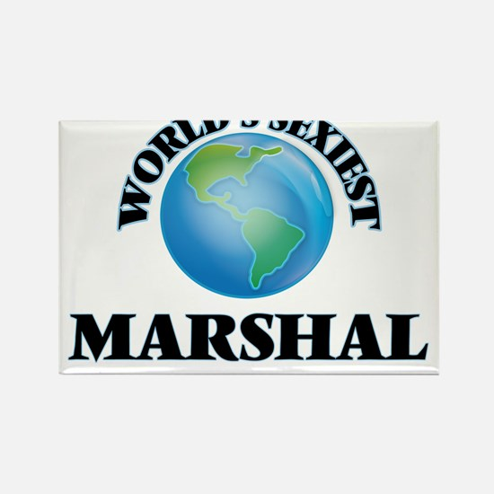 World's Sexiest Marshal Magnets