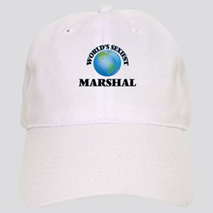 World's Sexiest Marshal Cap