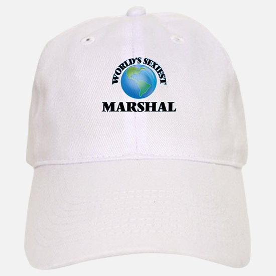 World's Sexiest Marshal Baseball Baseball Cap