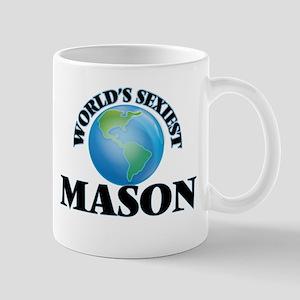 World's Sexiest Mason Mugs