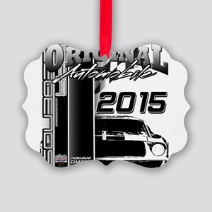 2015 Original Automobile Picture Ornament