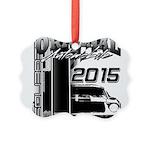 2015 Original Automobile Picture Ornament