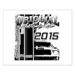2015 Original Automobile Small Poster