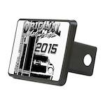 2015 Original Automobile Rectangular Hitch Cover