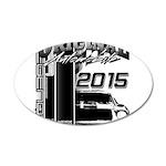 2015 Original Automobile Decal Wall Sticker