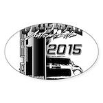 2015 Original Automobile Sticker