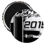 2015 Original Automobile Magnets