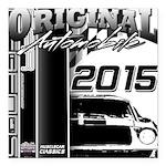 2015 Original Automobile Square Car Magnet 3