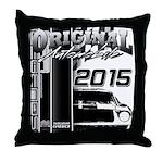 2015 Original Automobile Throw Pillow