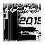 2015 Original Automobile Tile Coaster