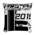 2015 Original Automobile Woven Throw Pillow
