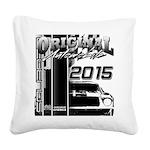 2015 Original Automobile Square Canvas Pillow