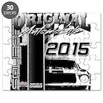 2015 Original Automobile Puzzle