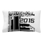 2015 Original Automobile Pillow Case