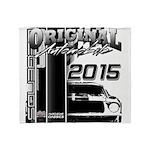2015 Original Automobile Throw Blanket