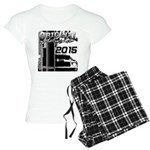 2015 Original Automobile pajamas