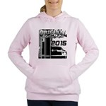 2015 Original Automobile Women's Hooded Sweatshirt