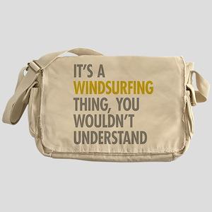 Its A Windsurfing Thing Messenger Bag