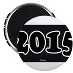 2015 License Plate Magnets