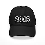 2015 License Plate Baseball Hat