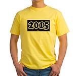 2015 License Plate T-Shirt