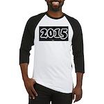 2015 License Plate Baseball Jersey